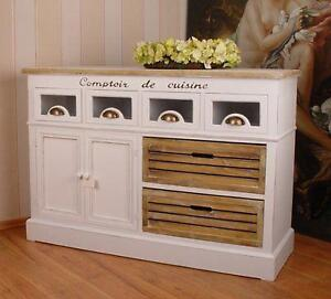sideboard in wei jetzt g nstig bei ebay kaufen ebay. Black Bedroom Furniture Sets. Home Design Ideas