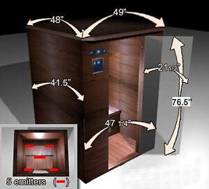 New BS-9218 - Far Infrared Sauna Cambridge Kitchener Area image 10
