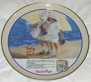 """""""Polly an' Me"""" 1995 Kellogg with certificate of authenticity"""