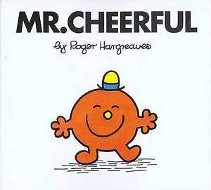 Mr. Cheerful by Hargreaves, Roger -Paperback