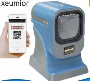POS Barcode/QRcode scanner caisse can read from mobile devices