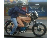 MOTORBIKE WANTED - I CAN COLLECT MERSEYSIDE AREA