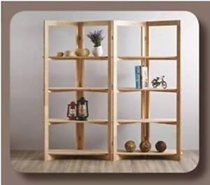 New Natural Timber Scandi Zig Zag Unit Bookcase Storage Shelves Melbourne CBD Melbourne City Preview
