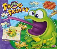 Frog Frenzy Game