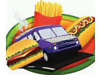Snack bar / burger van for your event