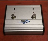 Apex Footswitch - $15 (hardly used)