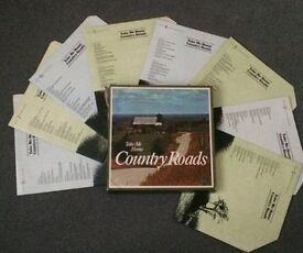 LPs Country & Western Records (Boxed Set)