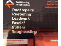 C&M Roofing/Roughcasting