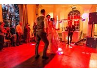 Wedding DJ and acoustic act Lee Gough