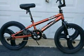 Bmx Stunt Bike - Tony Hawk MAG Wheels