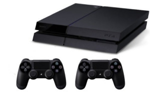 PlayStation 4 PS4 500GB comes with Games Controllers and Headset