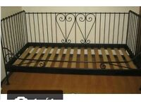 IKEA day bed and mattress