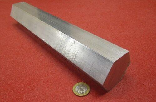 "2024 Aluminum Hex Rod 2.00"" Hex x 1 Ft Length"