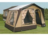 Cabanon Venus 2/4 Berth Trailer Tent with extras.
