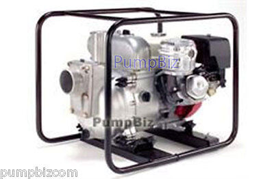 Honda Gx340 Trash Pump 4 Dewatering Koshin Kth-100x 25320gph Water Pump