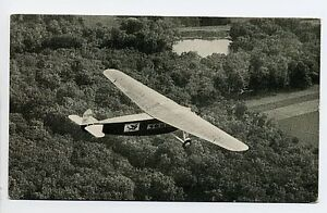 UNIVERSAL-AIR-LINES-SYSTEM-UAL-Fokker-Trimotor-1928-Airline-Issued-Postcard-RARE