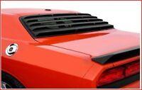 Jalousie de vitre arrière ABS Challenger 08-13