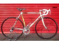 Gitane Vainqeur vintage racing bike columbus steel ( giant trek carrera specialized )