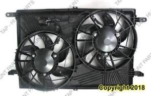 Cooling Fan Assembly Saturn Outlook 2007-2010