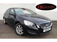 Volvo S60 1.6 T3 150ps 2011 ES Petrol Manual Black