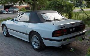 good condition all original Mazda convertible RX-7