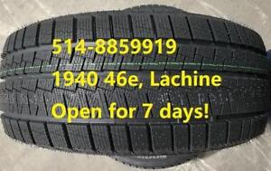 New tires 205/55R16 for $300! 514-8859919