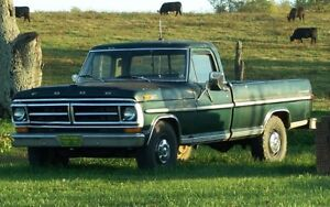 Classic Truck/Vehicle Wanted