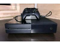 XBOX ONE 500GB CONSOLE BUNDLE + GTA V + 20M HDMI cable