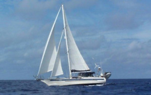 49'/55' Liberty World Cruising Sailboat