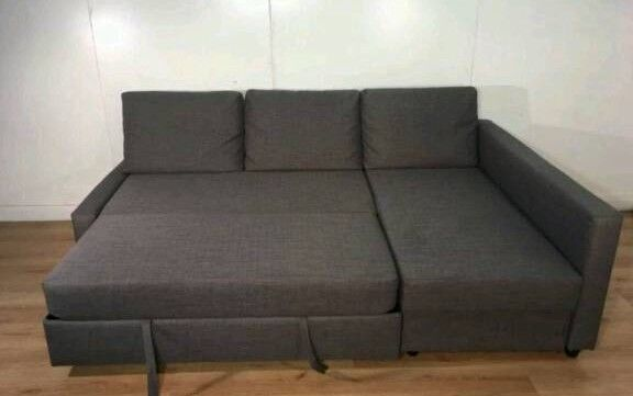 Like New Corner Sofa Bed Only 320 Free Delivery