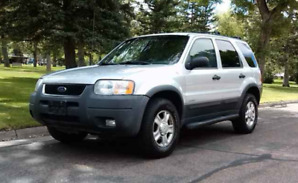 2002 Ford Escape!!