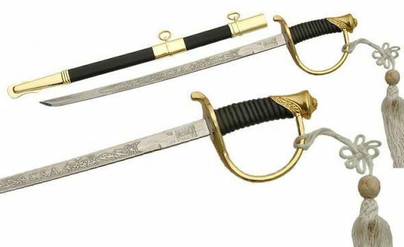Miniature CSA - Confederate States of America Sword