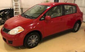 2008 Nissan Versa for Sale!