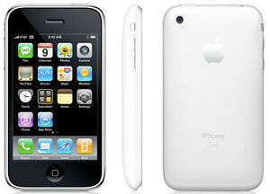 ***IPHONE 3GS 16GB WHITE UNLOCKED! APPLE 3G 16 GB GSM PHONE NEW FAST!***