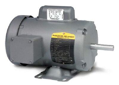 L3408 12 Hp 3450 Rpm New Baldor Electric Motor