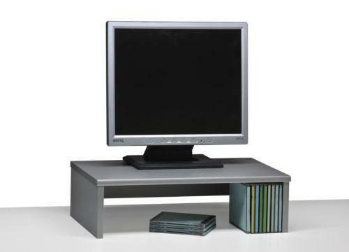 monitoraufsatz m bel ebay. Black Bedroom Furniture Sets. Home Design Ideas