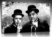 Laurel and Hardy Canvas