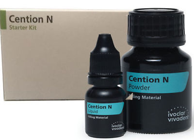 Ivoclar Vivadent Cention N Self Curing Resin Based Restorative Bulk Fill
