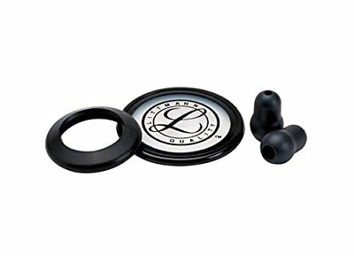 New 3m Littmann Stethoscope Spare Parts Kit Classic Ii S.e. Black 40005