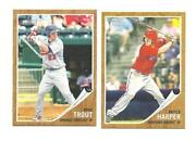 2011 Topps Heritage Minor Set