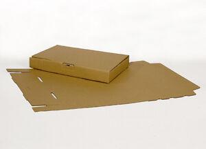★★ 6 Sorten Maxibrief Kartons DIN A5 A4 Maxibriefkarton Versand Karton Schachtel