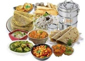 HALAL FOOD DAILY TIFFIN SERVICE