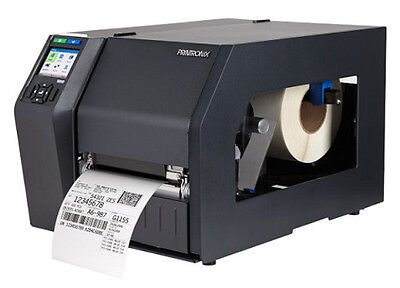 Printronix T8000, T8204 Barcode Label Printer WIRELESS CUTTER T82X4-1114-0, used for sale  Addison