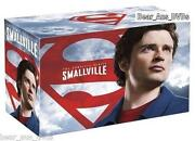 Smallville Seasons 1-10
