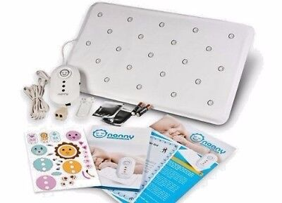 Nanny Baby Breathing Monitor Medically Certified