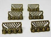 Vintage Place Card Holders