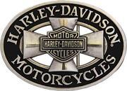 Mens Harley Davidson Belt Buckle
