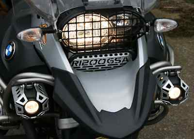 1025 Silver Throttle Potentiometer Guard BMW R1200GS//R1200GSA Rugged Roads