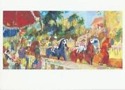 Leroy Neiman Post Card