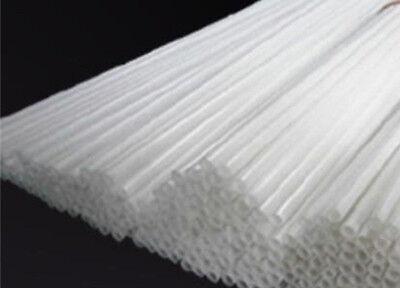 50 White Plastic Cake Dowels Stirrers Sticks 38cm poles sticks, variety of packs